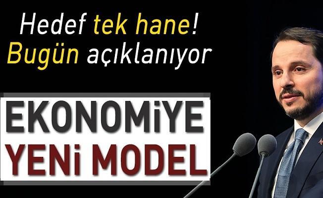 Ekonomiye yeni model .