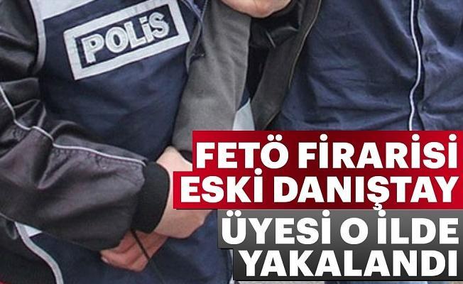FETÖ firarisi Danıştay eski üyesi Osman Çırak yakalandı .