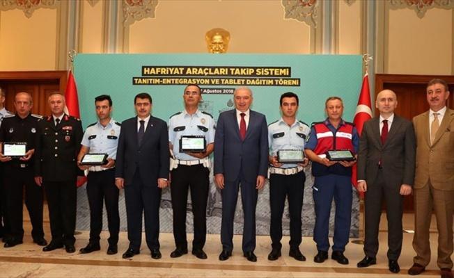İstanbul'daki hafriyat kamyonları takipte