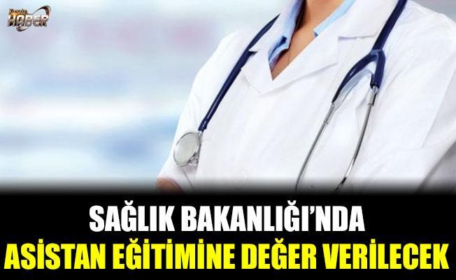 Sağlık Bakanlığı'nda asistan eğitimi için önemli açıklama