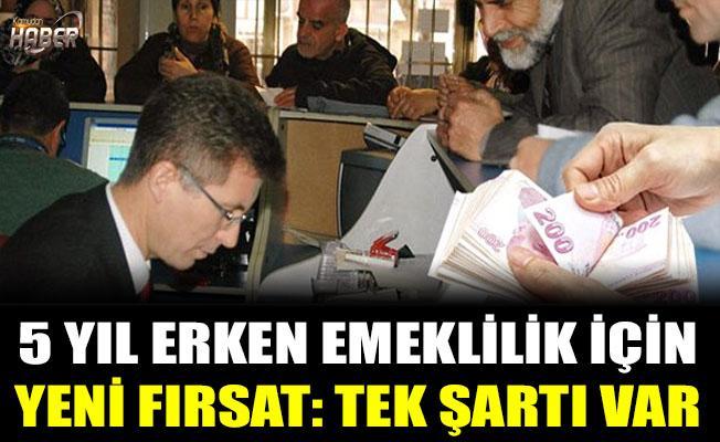 SSK'dan emeklilik için Esnafa yeni fırsat