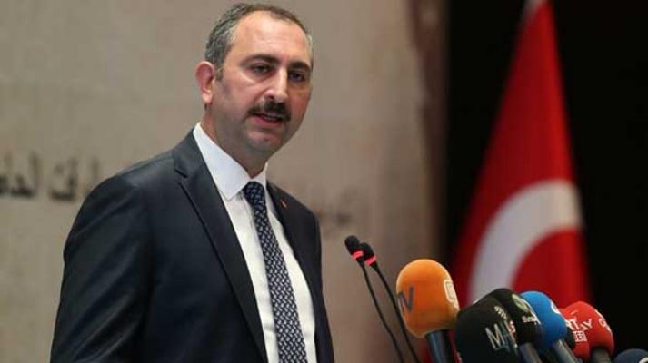 Adalet Bakanı Gül'den flaş açıklamalar