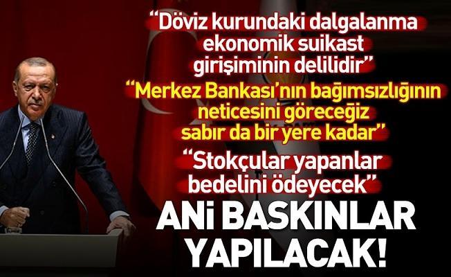 Başkan Erdoğan'dan gündeme dair önemli açıklamalar