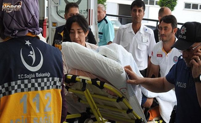 Polis memuru, tartıştığı vatandaşı ayağından yaraladı