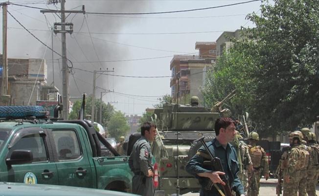 Afganistan'da seçim gününde 193 saldırı: Çoğu sivil 36 kişi öldü