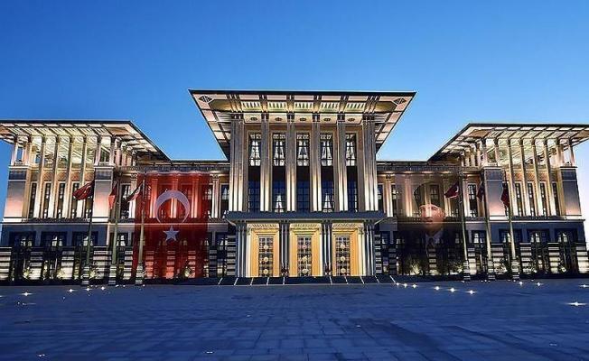 Cumhurbaşkanı Erdoğan'dan 'yerel seçim' toplantısı