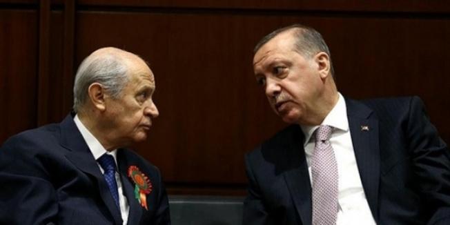 Erdoğan'dan MHP'ye karşı sert söylemlerde bulunmayın talimatı