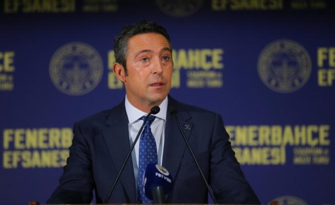Fenerbahçe Kulübü Başkanı Koç: Antrenman verileri kulüp dışına sızdırıldı