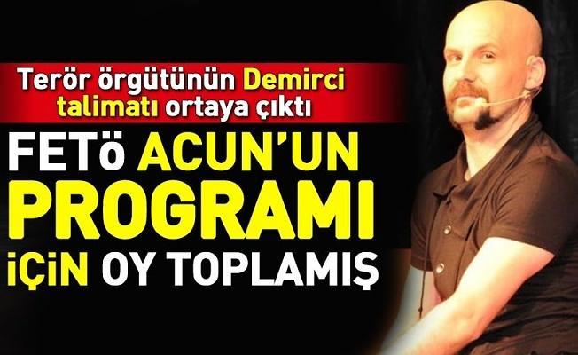 FETÖ'nün 'Atalay Demirci' talimatı ortaya çıktı
