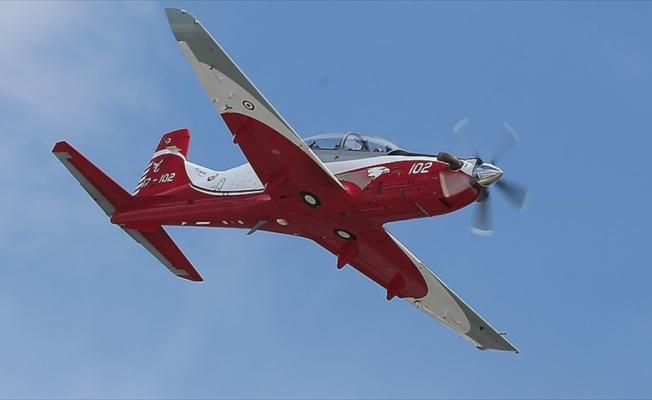 Hürkuş'u artık Hava Kuvvetleri pilotları uçuracak