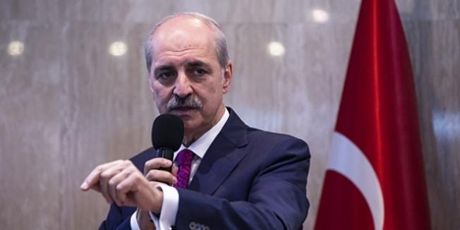 Kurtulmuş: Artık Erdoğan'ın gölgesinde siyaset yapmak yok