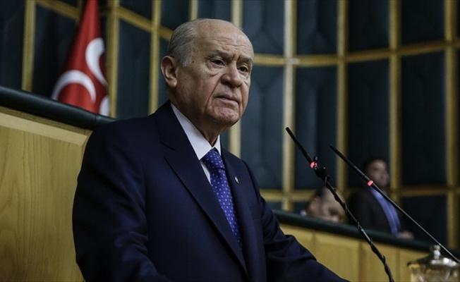 MHP Genel Başkanı Bahçeli: İstanbul dışında her seçim çevresinde aday çıkaracağız
