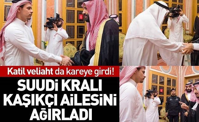 Suudi Kral Selman'dan Cemal Kaşıkçı açıklaması .