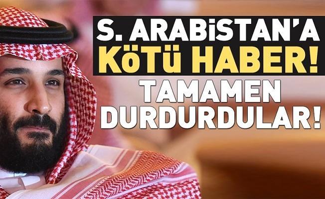 Almanya'dan Suudi Arabistan'a ikinci yaptırım! .