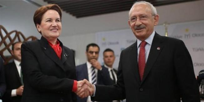Kılıçdaroğlu-Akşener görüşmesi sona erdi!