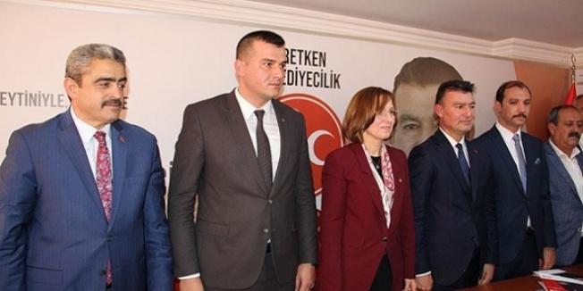MHP'nin Aydın Büyükşehir Belediye Başkan adayı belli oldu