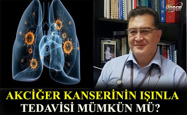 Akciğer kanseri tedavisindeki son gelişmeler.
