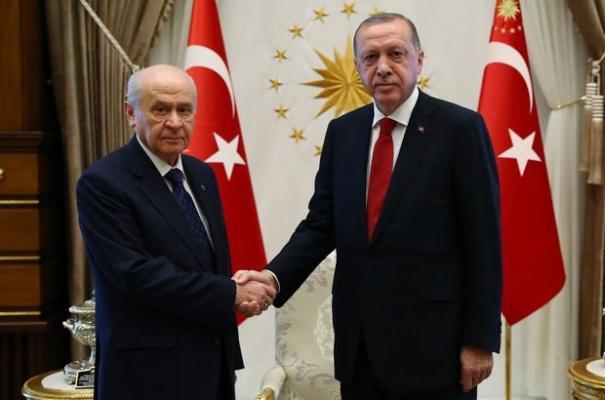 Erdoğan-Bahçeli zirvesinde önemli gelişme!