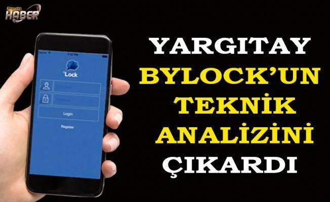Yargıtay, ByLock'un teknik analizini çıkardı
