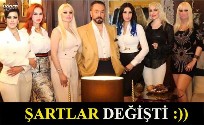 Adnan Oktar'dan Cumhurbaşkanı Erdoğan'a mektup.