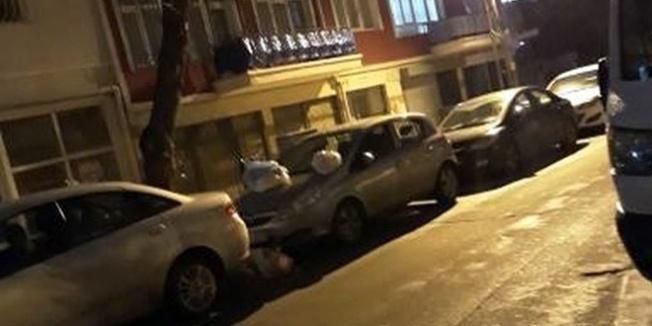 Ankara'da araç sürücüsüne unutulmaz ders!