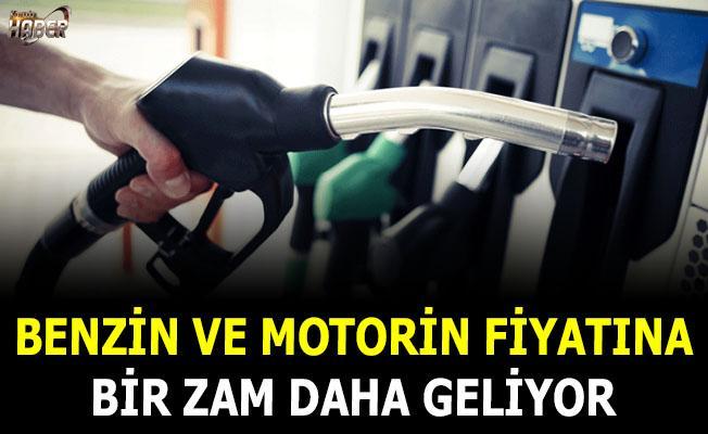 Benzin ve motorine yeni zam yapılacak