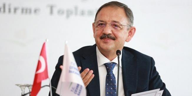 Çankırı Belediye Başkan adayları açıklandı