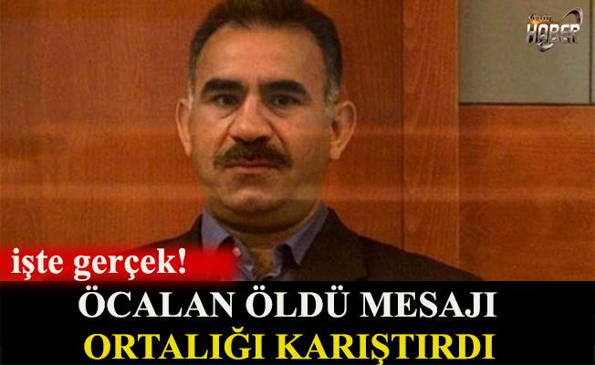 Gündeme Bomba Gibi Düştü! Abdullah Öcalan Öldü mü?