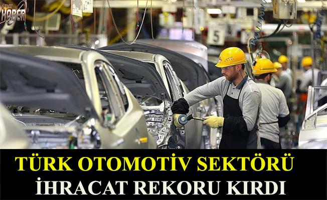 Otomotiv sektöründen bir rekor daha.