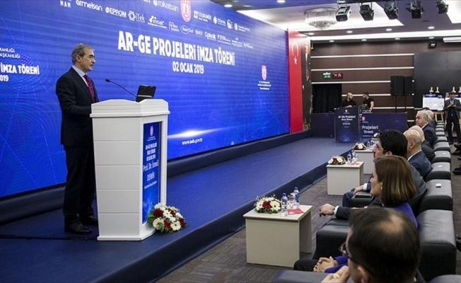 Savunma Sanayii Başkanlığı 10 yeni Ar-Ge projesi başlattı