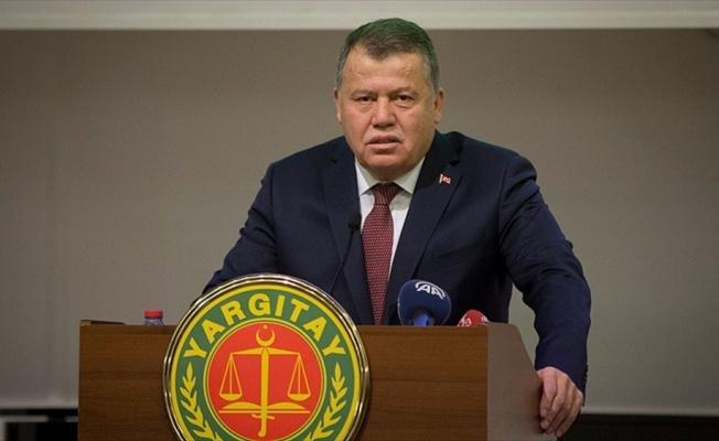 Yargıtay Başkanı Cirit: Türk halkının yargıya olan güvenine layık olacağız