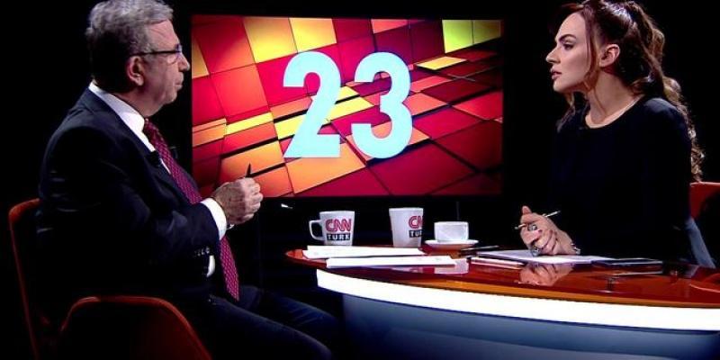 CHP Ankara adayı Yavaş, canlı yayında soruları yanıtladı