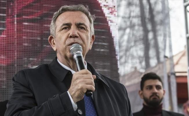 CHP Ankara Büyükşehir Belediye Başkan Adayı Yavaş: Şeffaflık her yönüyle uygulanacak