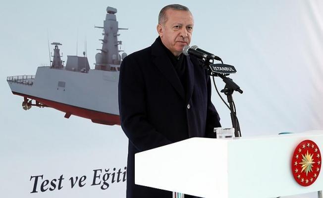 Cumhurbaşkanı Erdoğan: Tank palet fabrikası satılmadı, 25 yıllığına devredildi