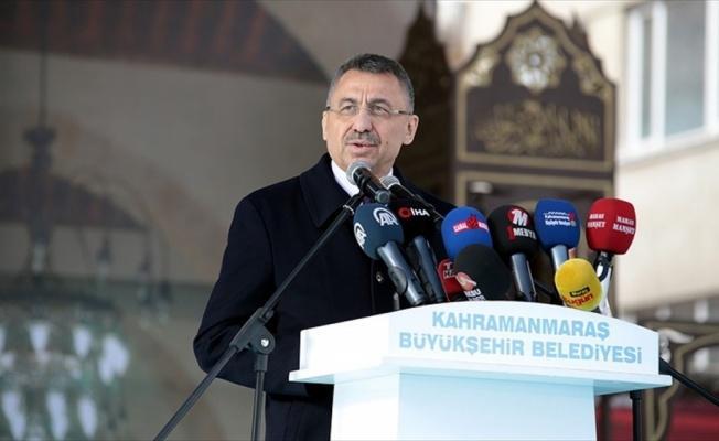 Cumhurbaşkanı Yardımcısı Oktay: Teröristler kendilerini bekleyen acı sondan kaçamayacak