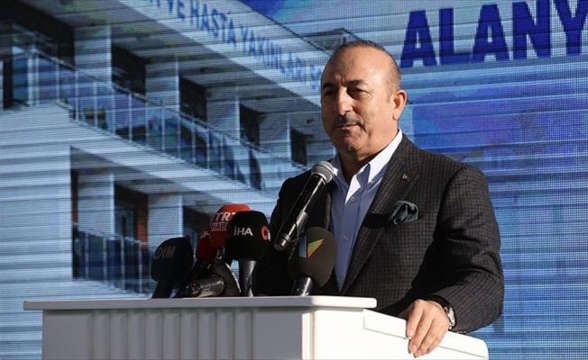 Dışişleri Bakanı Çavuşoğlu: 2023 için hedef 70 milyon turist, 70 milyar dolar gelir