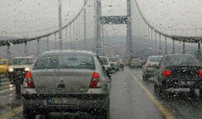 İstanbullular dikkat! Yağmur ve kar geliyor.