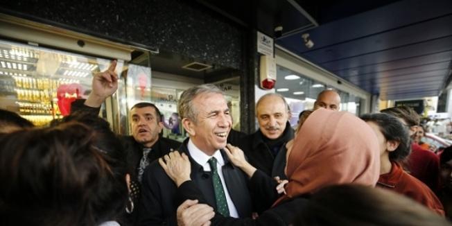 Mansur Yavaş: Ankara değişime inanmış