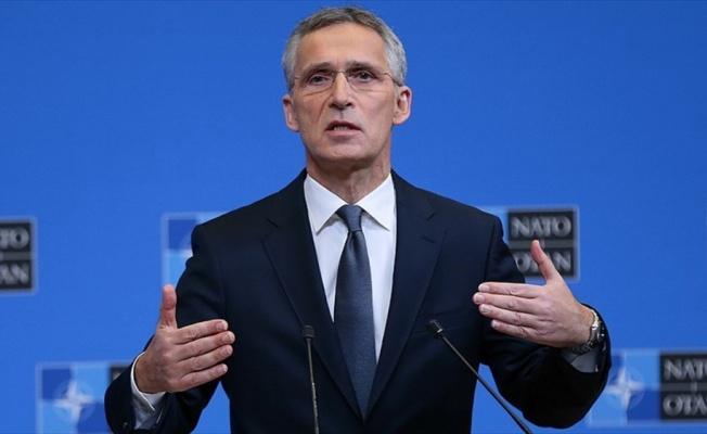 NATO Genel Sekreteri Stoltenberg: Türkiye ve ABD iş birliğini memnuniyetle karşılıyorum