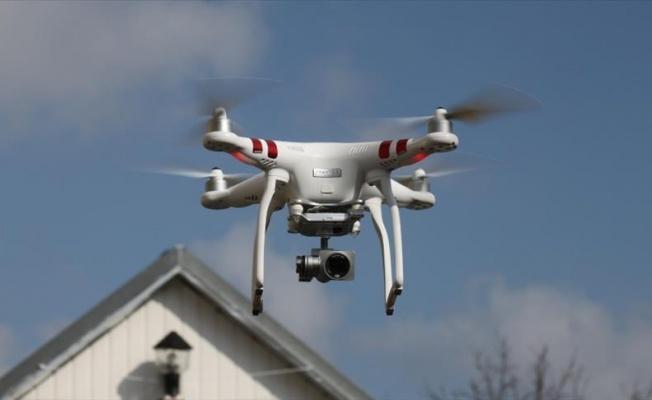 PTT'den yeni bir adım: Drone ile kargo taşımacılığı.