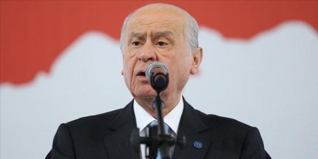 Bahçeli: Cumhuriyet'i kuran Cumhur İttifakı korumasını da bilecektir