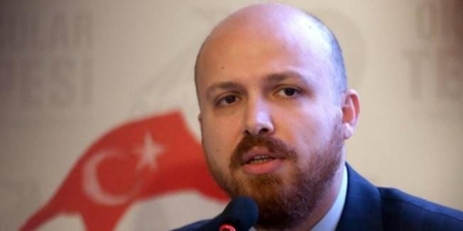 Bilal Erdoğan: Dünyayı duyarlı olmaya çağırıyoruz