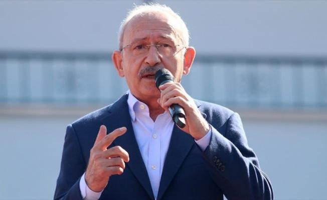 CHP Genel Başkanı Kılıçdaroğlu: CHP'ye oy vermek uygarlığa oy vermektir