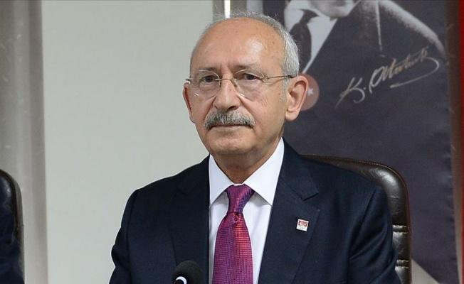 """CHP Genel Kılıçdaroğlu: """"Saldırının kaynağı İslam dünyasından kaynaklanan terördür"""""""