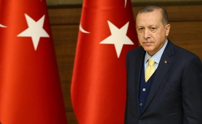 Cumhurbaşkanı Erdoğan: İstiklal Marşı'mız beka mücadelesinde sahip çıkmamız gereken kurucu metindir