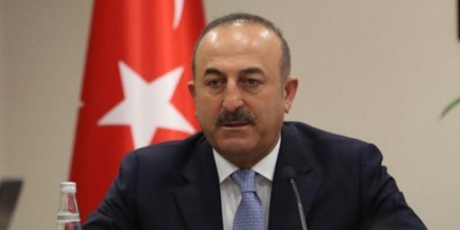 Dışişleri Bakanı Mevlüt Çavuşoğlu: Ne kadar bölücü varsa hepsi zillet ittifakının içinde