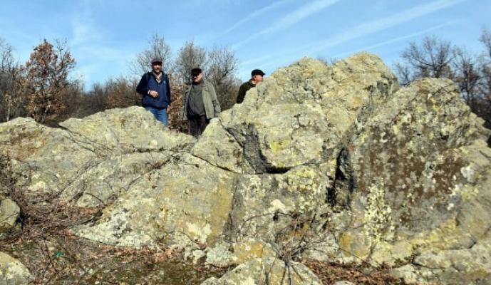 Edirne'de 4 bin yıllık gözlemevi bulundu.
