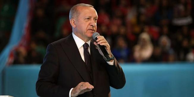 Erdoğan: Yakında Kanal Ankara'nın temelini atıyoruz