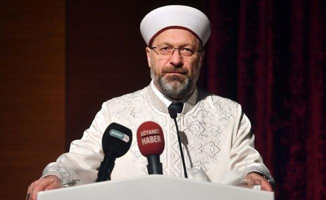 'İslamofobi ardında ırkçılık barındıran ciddi bir insanlık suçudur'