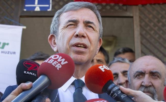 Mansur Yavaş: Kirli siyaset kimseye yaramaz